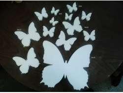 Бабочки, стрекозки