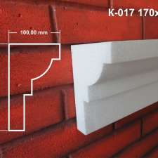 Карниз К-017 170х100 (1шт)