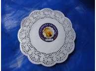 Салфетки ажурные круглые d 24 см (ок.50 шт)