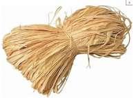 Рафия натуральная натуральная 25гр (1пак)