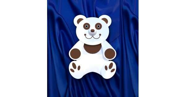 Медведь из пенопласта своими руками 98