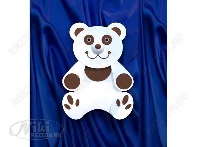 "Основа из пенопласта ""Медвежонок Тедди""объем h58cм,L46,w5см(1шт)"