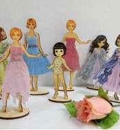 Куклы с одеждой