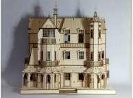 """Кукольный домик """"Дворец для принцессы""""/ конструктор (1шт)"""