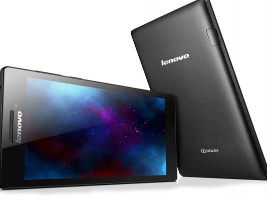 LENOVO Tab 2 A7-20F, 1GB, 8GB черный